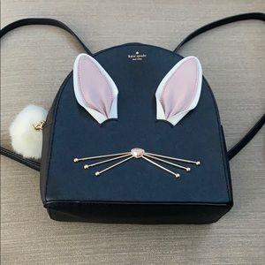 KATE SPADE Mini Bunny Backpack